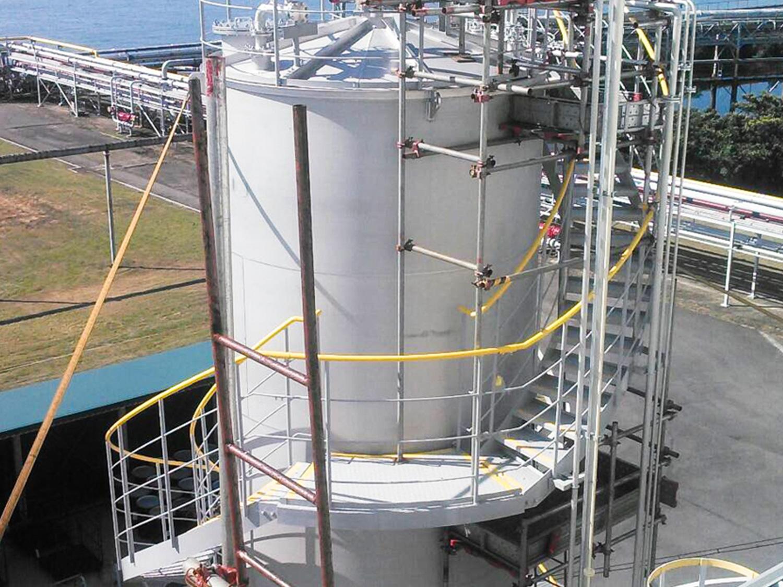 画像:NMP水タンク